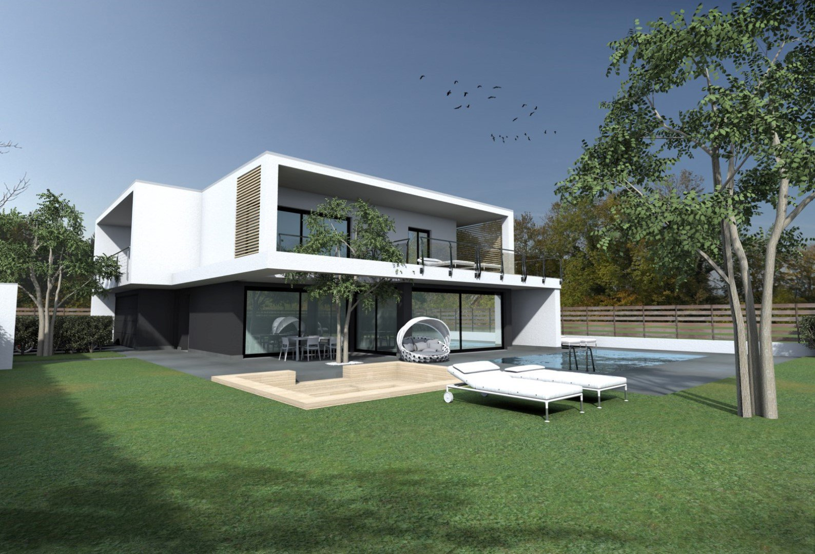 Cantiere TREVIOLO GREEN HOUSE
