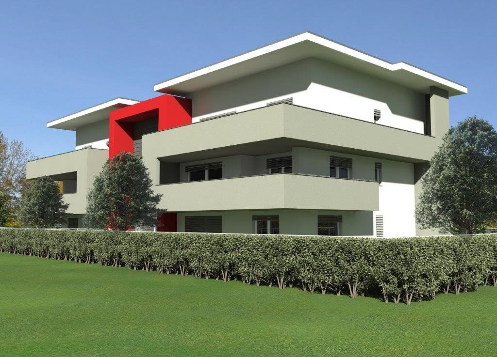 Cantiere DALMINE NEW MODERN RESIDENCE