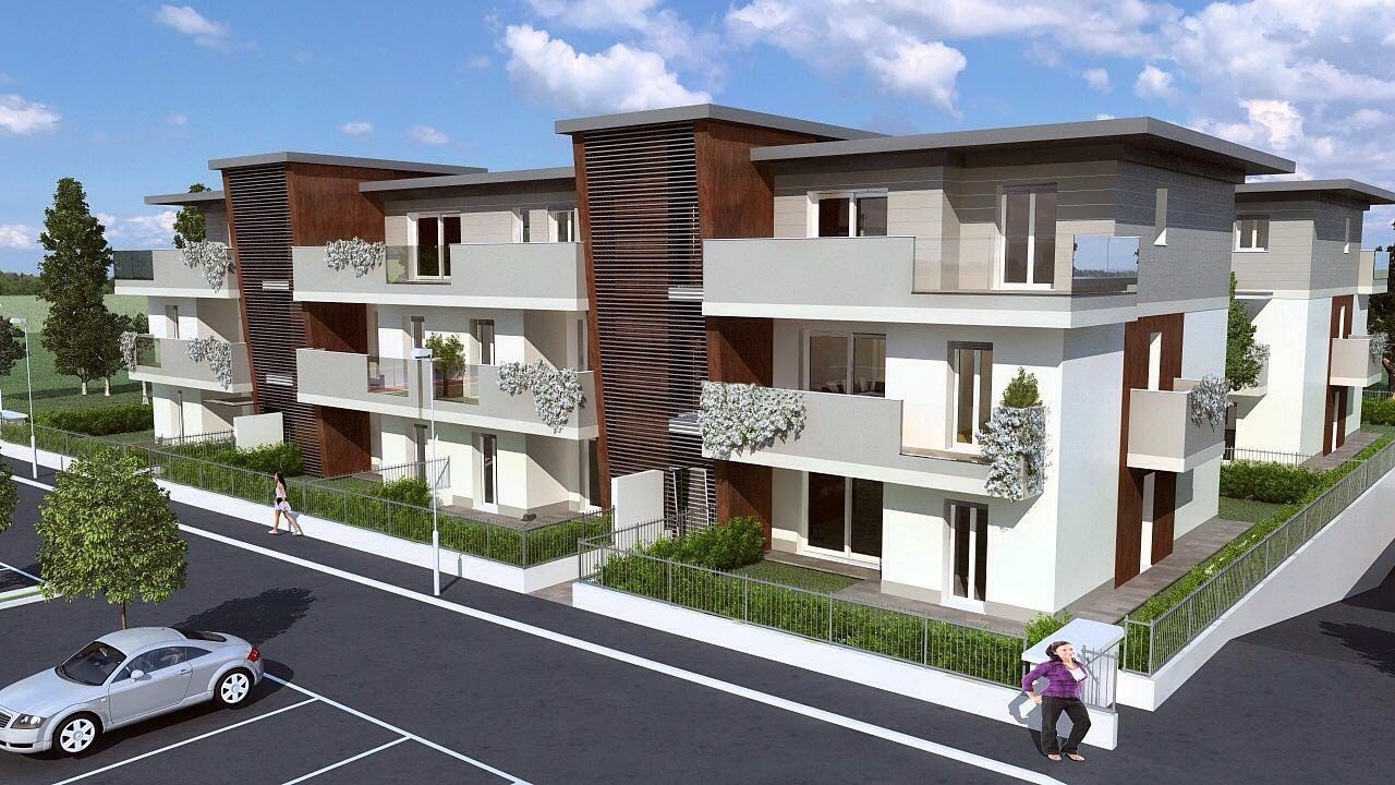 Cantiere RESIDENCE GREEN LIFE POZZO D'ADDA