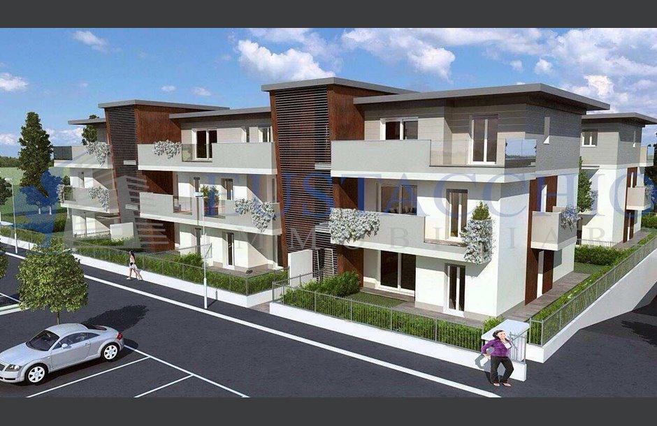 Nuova costruzione vendita quadrilocale cantiere pozzo d 39 adda for Palazzine moderne