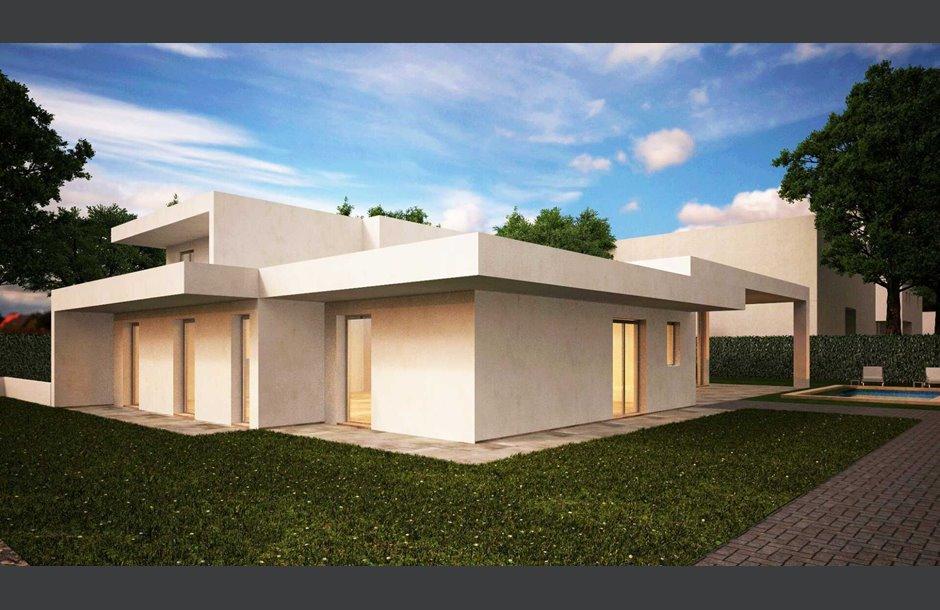 Nuova Costruzione Vendita Villa Cantiere Treviolo 680000