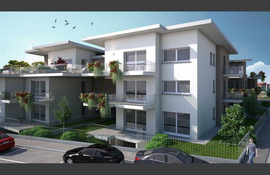Nuovo sul mercato nuova costruzione vendita trilocale cantiere for Palazzine moderne