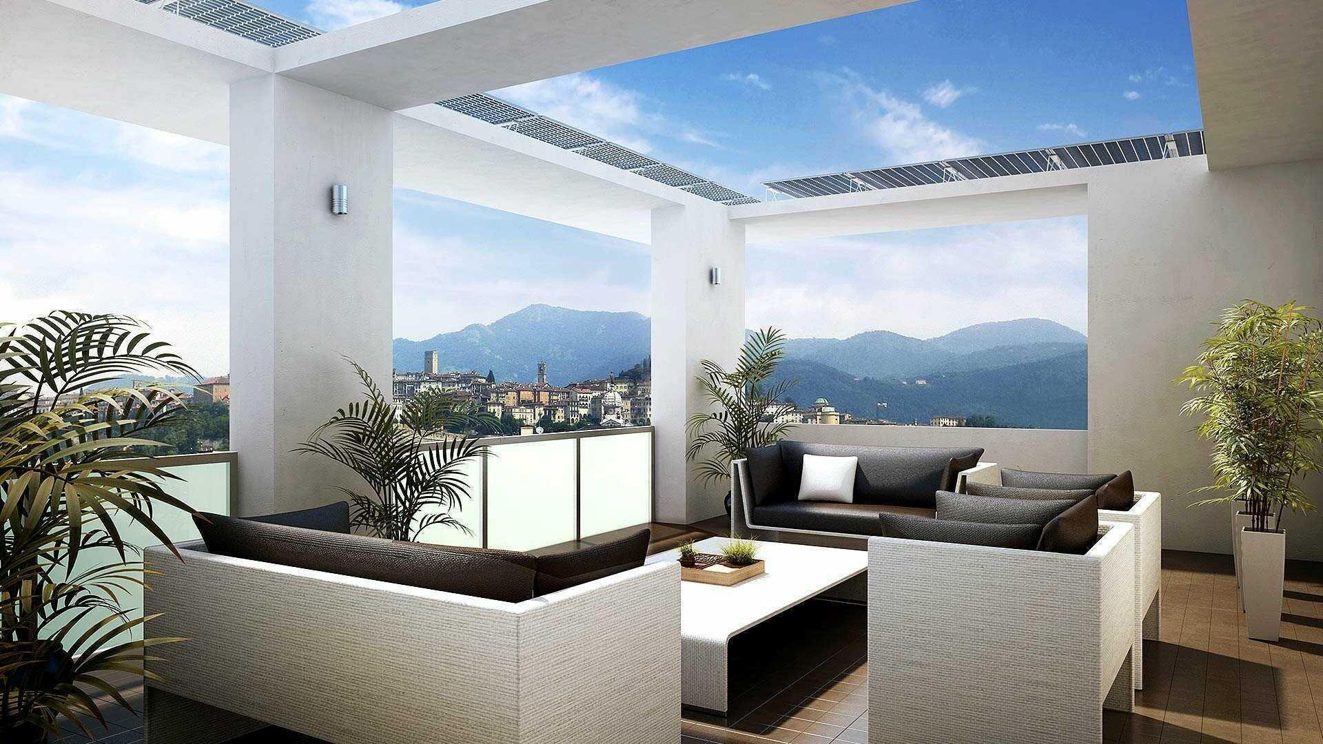 vendita appartamenti ville luxury treviolo lallio e bergamo